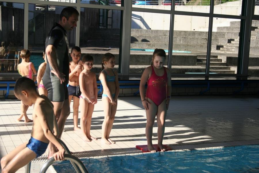 Plavalni tečaj za prvošolce PŠ Alojza Hohkrauta